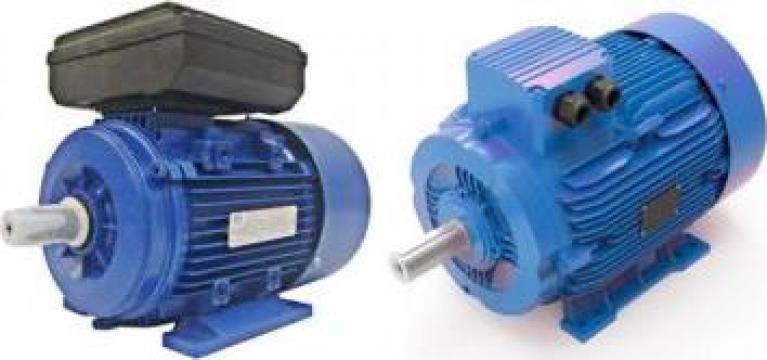 Motoare electrice trifazate 15 KW - 3000/1500/1000 rpm de la Electrofrane