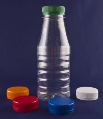 Sticle PET rotunde fresh 330ml 153 buc/bax de la Cristian Food Industry Srl.