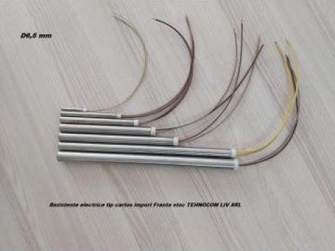 Rezistenta cartus D6,5 mm de la Tehnocom Liv Rezistente Electrice, Etansari Mecanice