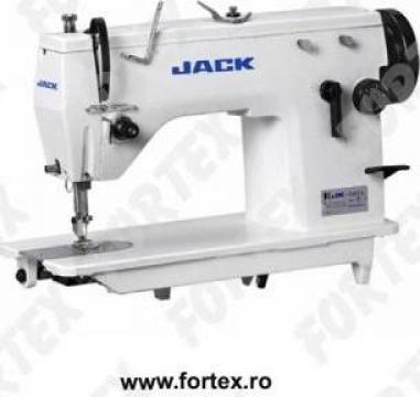 Masina de cusut cu un ac cusatura zig-zag Jack T100028 de la Fortex
