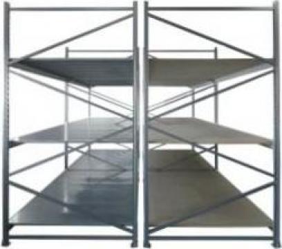 Rafturi cu deschidere mare 3 (LS3) de la Dexion Storage Solutions Srl