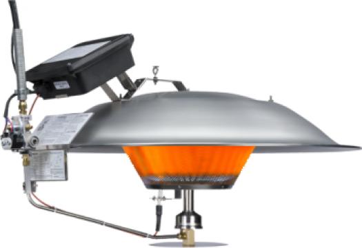 Sistem radiant infrarosu 12 kW loriginal USA de la Andra Engineering