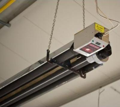 Tub radiant in forma de U 49 kW de la Andra Engineering
