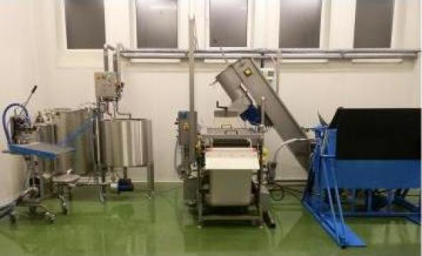 Linie completa suc de mere- 350, 500, 1000, 1500, 1800 litri de la Stelas Distribution SRL