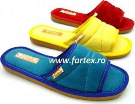 Papuci de casa Fartex de la Fartex Collection Srl