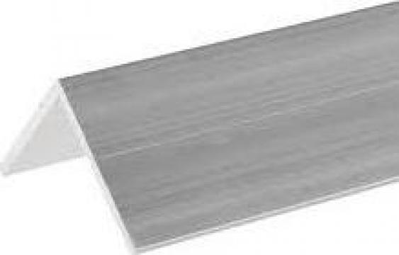 Cornier aluminiu 50x50x2, coltar profil L aluminiu, alama