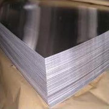 Tabla aluminiu lisa 0.4x1000x2000 EN-AW 1050A 99.5 Al