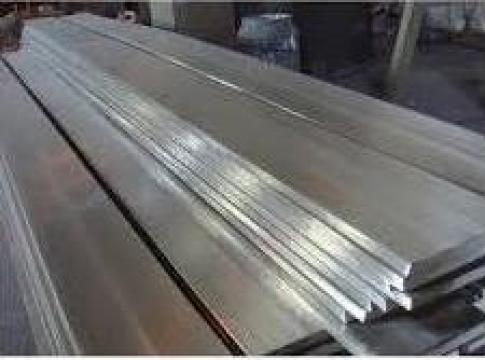 Platbanda aluminiu,50x5mm bara lata dreptunghiulara Alama