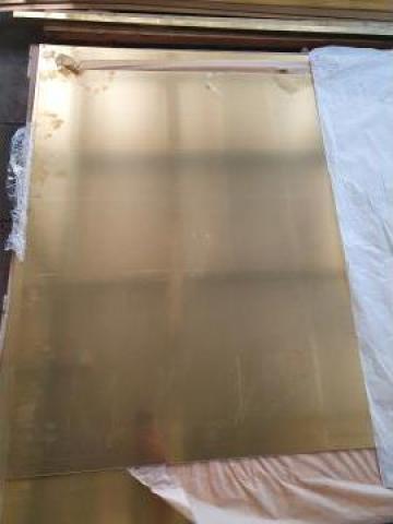 Tabla alama 5x500x1000mm aplicatii decorative de la MRG Stainless Group Srl