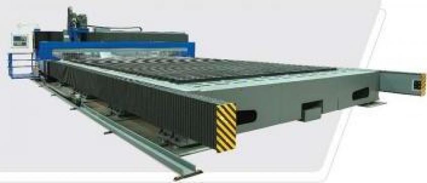 Centru de gaurire, frezare si filetare BEP 5000x8000