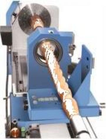 Dispozitiv strunjire spirale de la Proma Machinery Srl.