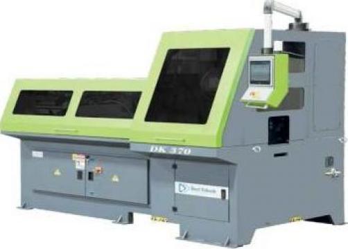 Fierastrau circular complet automatizat 370 mm DK 370 de la Proma Machinery Srl.