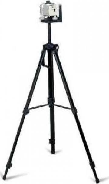 Nivela laser cu cap rotativ LVR-1 de la Proma Machinery Srl.