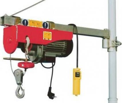 Palan electric 600 kg. LN-600 de la Proma Machinery Srl.