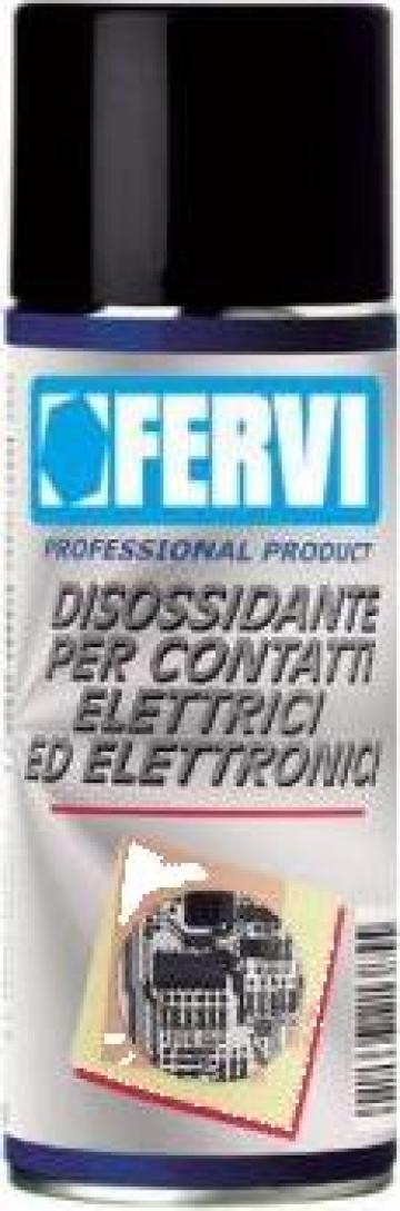 Spray curatare contactori electrici si electronici S401/12