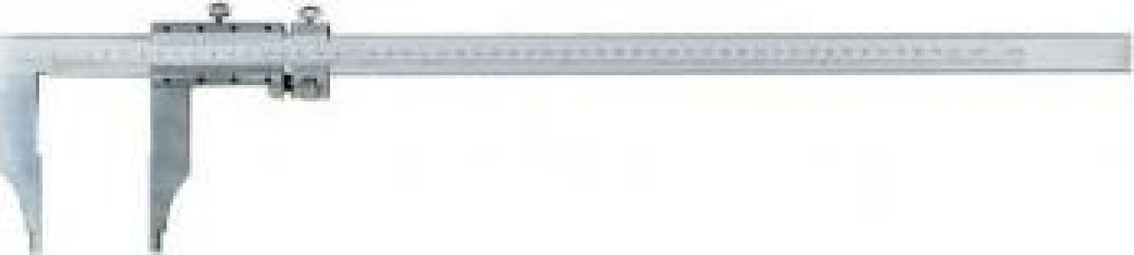 Subler cu ajustare fina 0 - 1500 C020/1500 de la Proma Machinery Srl.