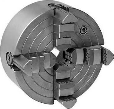 Universal pentru strung cu 4 bacuri TIP 4334 de la Proma Machinery Srl.