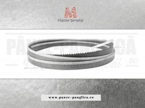 Panza fierastrau cu banda bimetal, Master 2360x20x10/14 de la Panze Panglica Srl