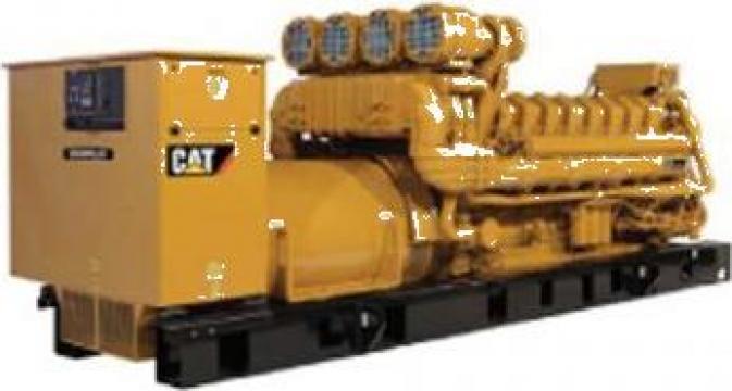 Generatoare de curent diesel 3100 kVA de la Electrofrane