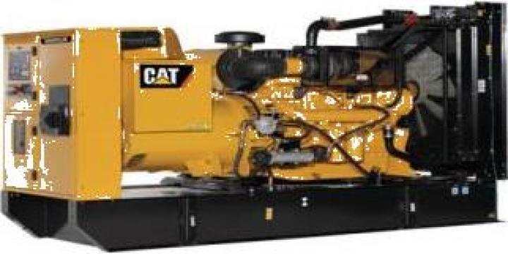 Generatoare de curent diesel 500 kVA de la Electrofrane