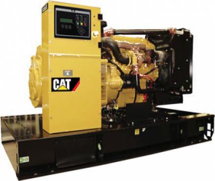 Generatoare de curent diesel 88 kVA de la Electrofrane