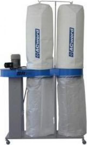 Exhaustor mobil de la Prosys Srl