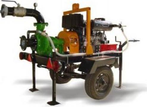 Motopompa pentru irigatii ELC 3000 de la Electrofrane