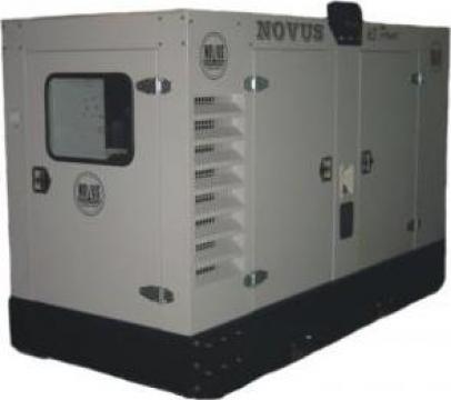 Generatoare cu insonorizare si automatizare 63 kVA de la Electrofrane