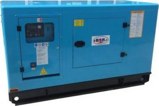 Generator cu automatizare monofazat 17KW