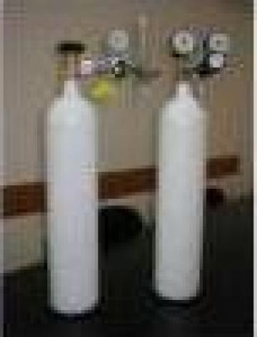 Butelie oxigen de la Sc Drager Med Service Srl