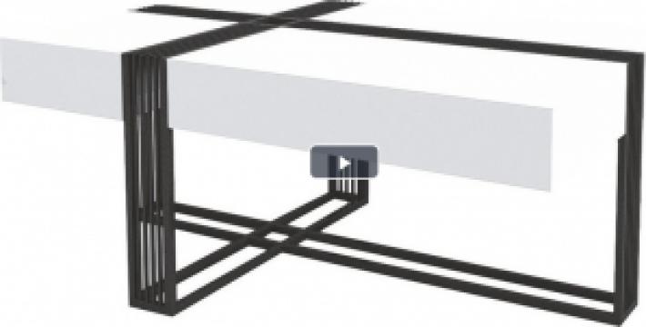Mecanism pentru ridicarea tabliei la masa  PT 011-B-4