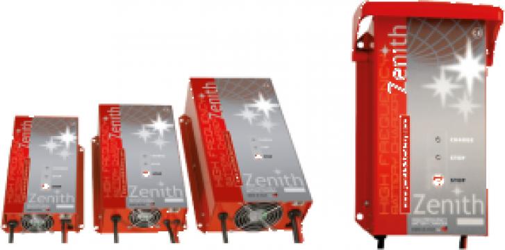Redresor 12V/25A monofazat Zenith inalta frecventa de la Redresoare Srl