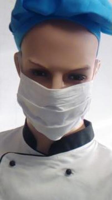 Masca de protectie din bumbac