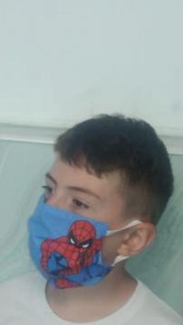 Masca de protectie copii Disney de la Johnny Srl.