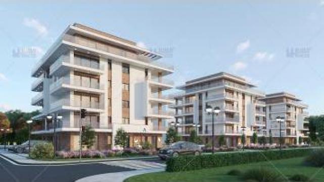 Proiect ansamblu blocuri – Statiunea Mamaia de la S.C. Specific Urban SRL