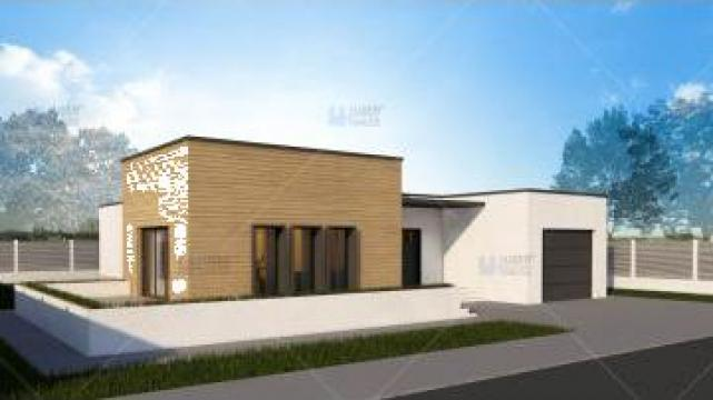 Proiect casa parter (143 mp) - Meza de la S.C. Specific Urban SRL