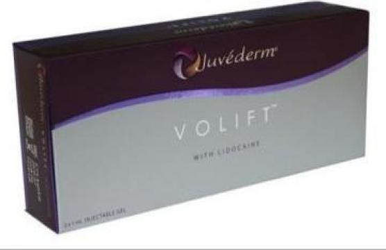 Acid hialuronic Juvederm Volift Retouch, 2sr x 0,55ml/sr de la Trendpharm Consulting Srl