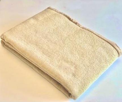 Patura Ioana 70% lana, 140x200, 2 kg