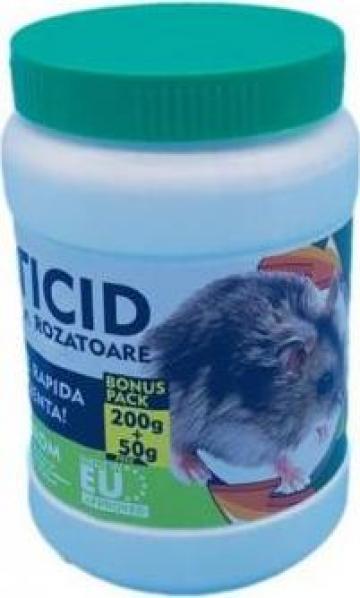 Raticid, Pestmaster Muribrom 200+50g de la Agan Trust Srl