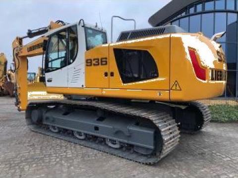 Piese Liebherr - R914 R920 R922 R918 R922 R924 R926 R930 de la Terra Parts & Machinery Srl