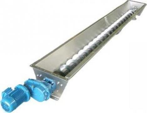 Snecuri deschise - transportoare cu snec elicoidale de la Proconsil Grup Iasi