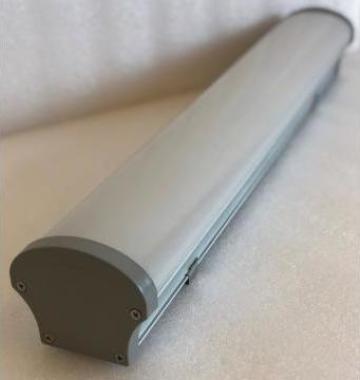 Profil LED aluminiu AL1205 IP65 de la Uberled