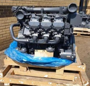 Motor Deutz TCD 12.0 V6 - reconditionat de la Terra Parts & Machinery Srl