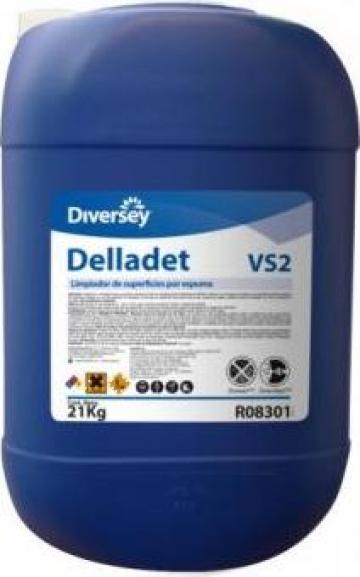 Detergent dezinfectant profesional Delladet 21kg de la Best I.l.a. Tools Srl