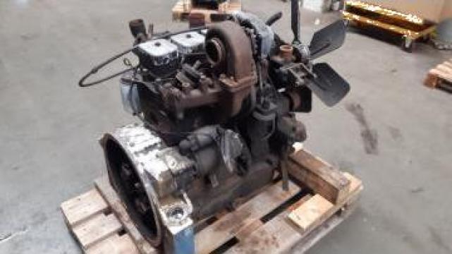 Motor Cummins second hand 4BT3.9-C de la Terra Parts & Machinery Srl