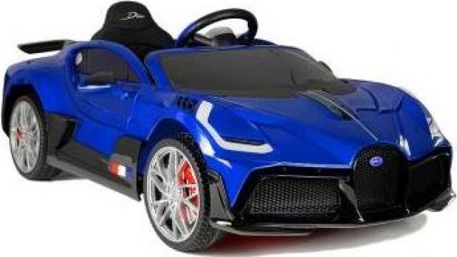 Jucarie, masinuta electrica Buggati Divo 2x45W 12V Premium