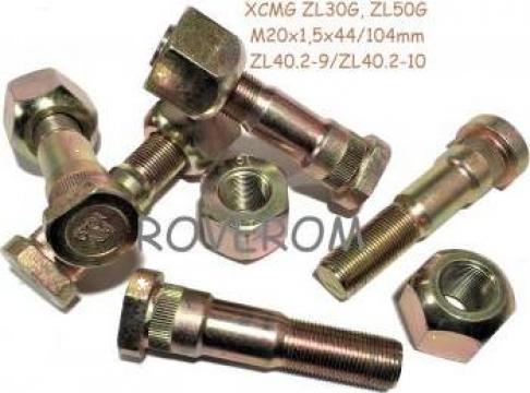 Prezon cu piulita roata XCMG ZL30G, ZL50G, M20x1.5mm