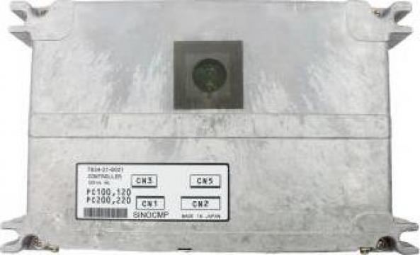 Unitate control - calculator Komatsu 7834-21-7003 de la Terra Parts & Machinery Srl