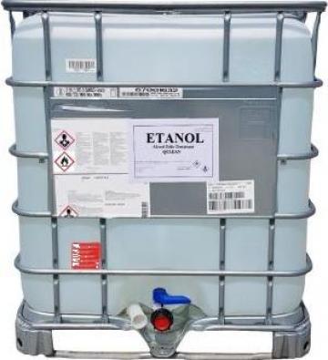 Alcool etilic denaturat QClean 1000 litri