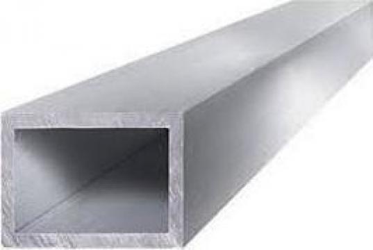 Teava aluminiu rectangulara 30x20x2mm dreptunghiulara